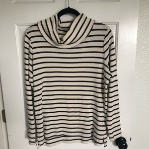 Striped LL BEAN Sweater Size L